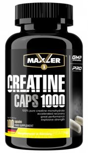 Maxler Creatine Caps 1000 (100 кап)